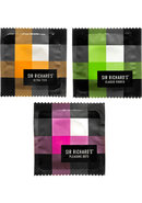 Sir Richards Collection Assorted Latex Condoms 12 Each Per...